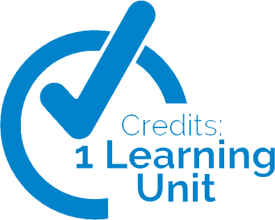 Credits 1 Learning Unit